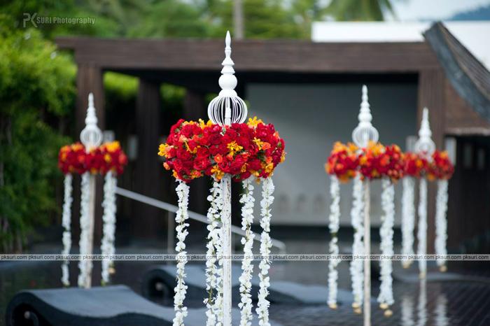 Home Wedding Decoration Ideas: Mandapam Decoration: What's Trending In Wedding