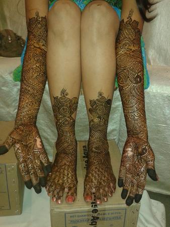 Deepak Mehndi | Mumbai | Mehendi Artists