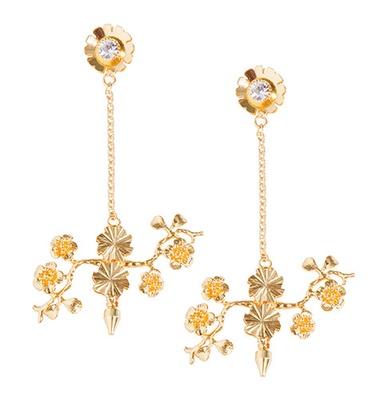 Micare Amana Earrings