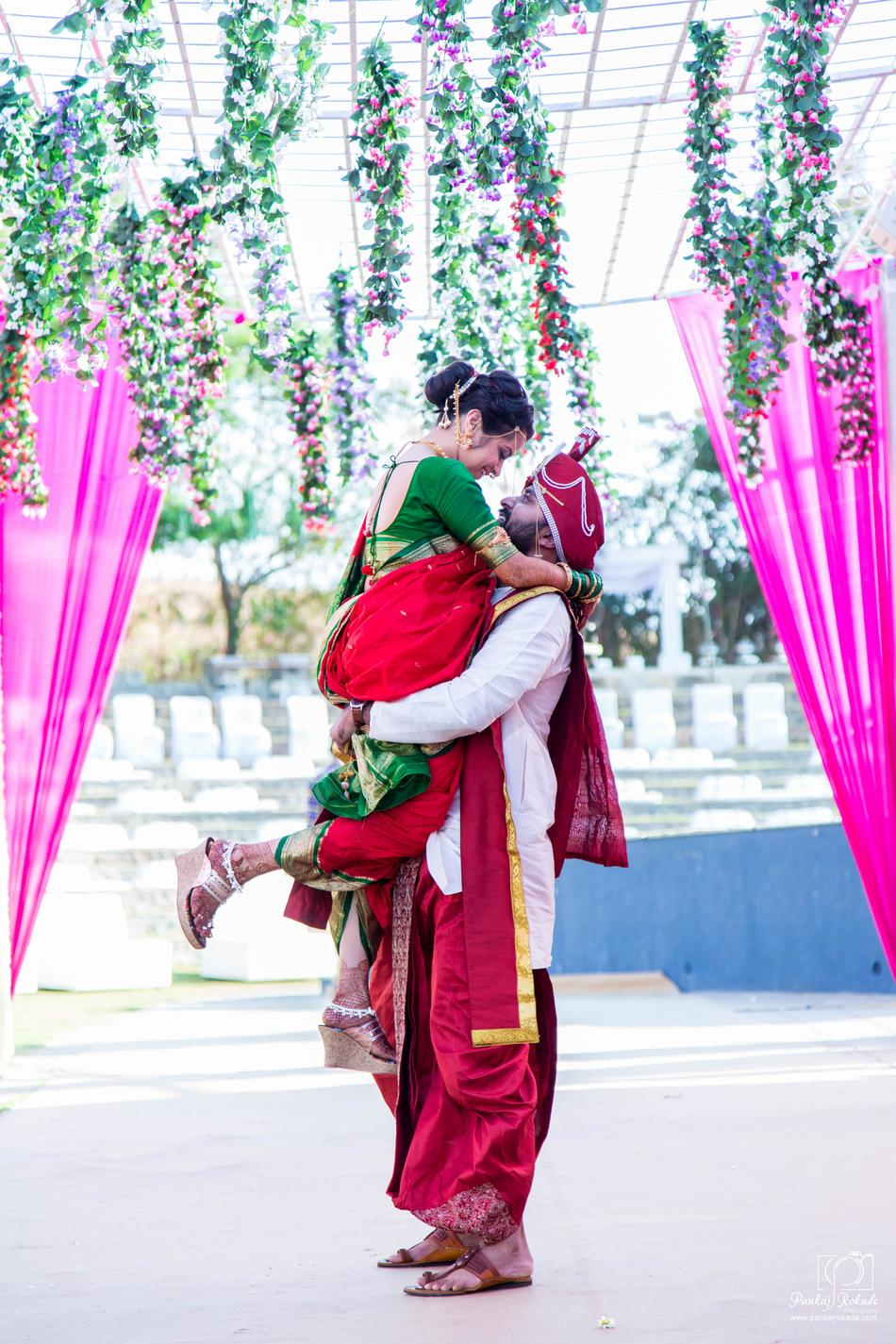Rohit and shuchi wedding