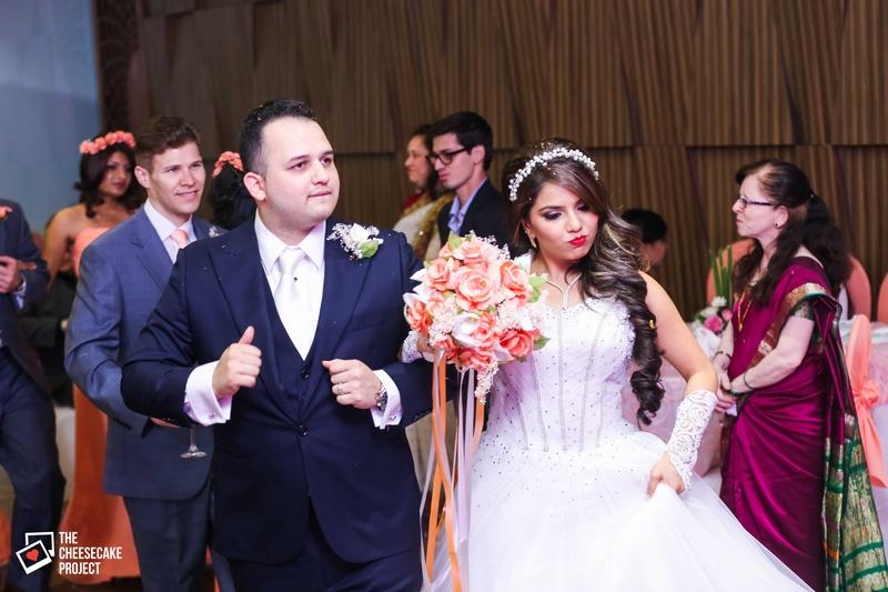Fresh Young Catholic Wedding held at Natraj Lawns, Chembur!