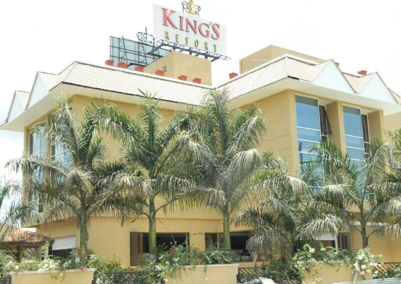 Kings Resort Vasai East Mumbai Banquet Hall Weddingz In