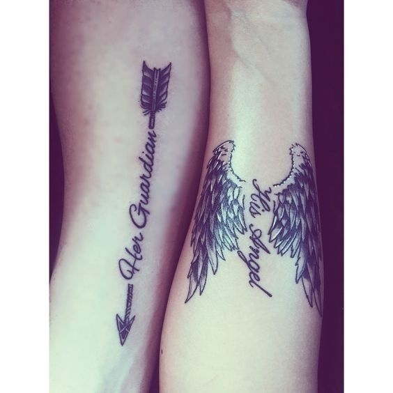 Couple Tattoos For The Much In Love Soulmates It S Not As Difficult As You Think Blog