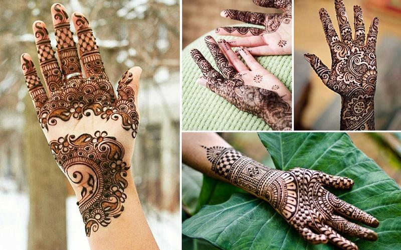 Best Arabic Bridal Mehndi Designs That Are Effortlessly Gorgeous