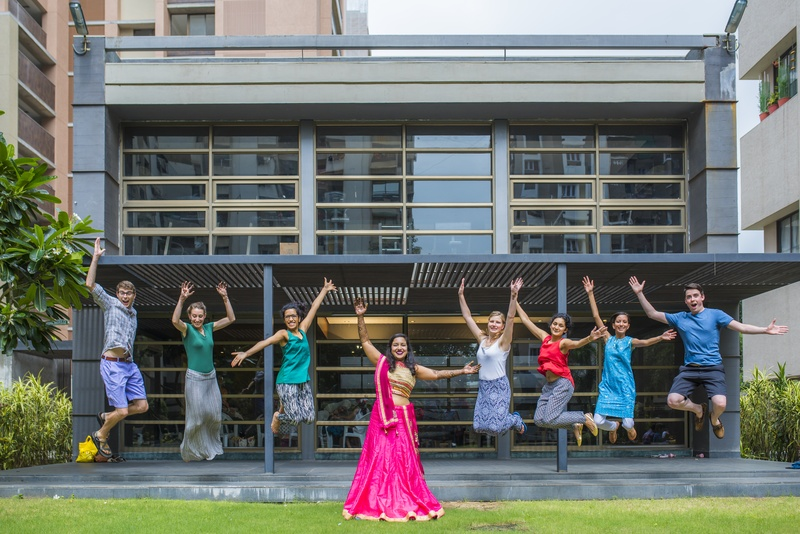 Colourful, Dreamy Wedding held at Garcia Banquet, YMCA International, Ahemdabad