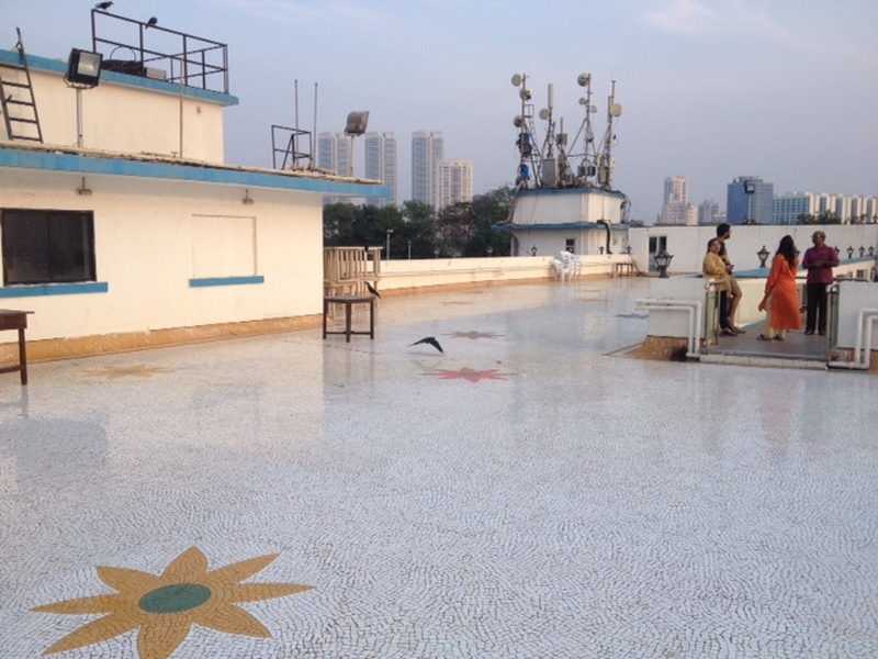 National sports club of india worli mumbai banquet hall for Terrace 6 indore address