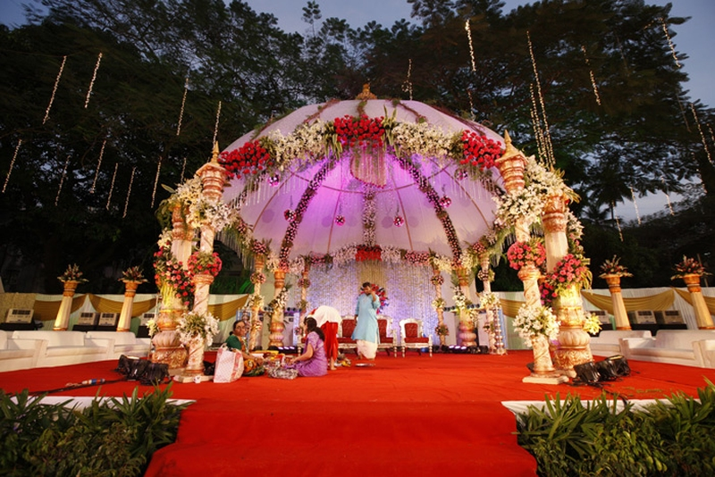 Wilson Gymkhana Churchgate Mumbai Wedding Lawn
