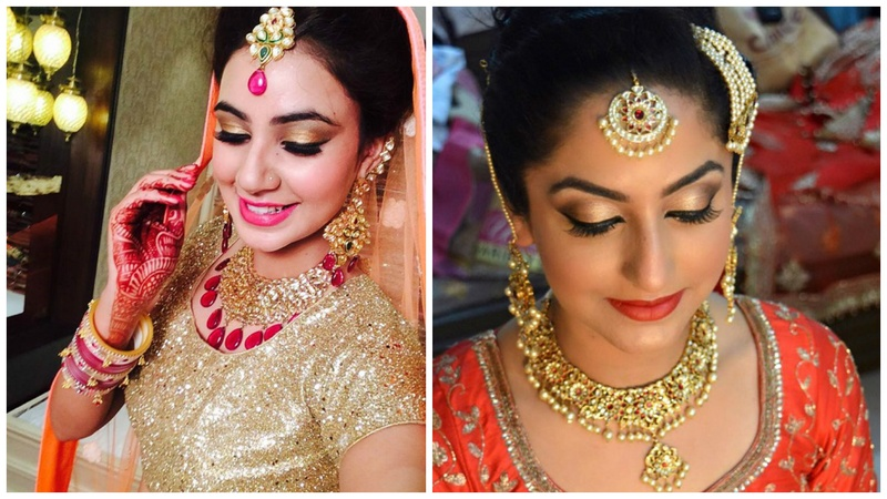 5 Makeup Artists in Chandigarh Who Can Make You Look Absolutely Stunning on The Big Day!