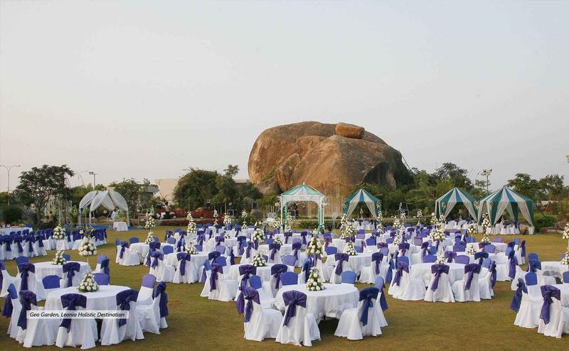 5 Best Wedding Lawns in Hyderabad Ideal for Executing Regal Weddings!