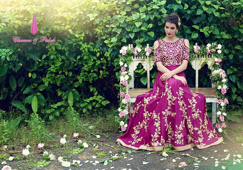 Chamee and Palak: One Bridal Store You Must Visit If You're Shopping For A Wedding Lehenga!