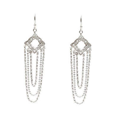 LeCalla Dangler Earring Tassel