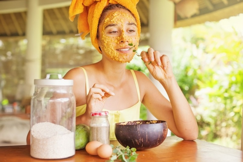 5 DIY Body Scrubs That'll Keep Your Skin Set for the Summer  #home-made #summerskin #skinonfleek