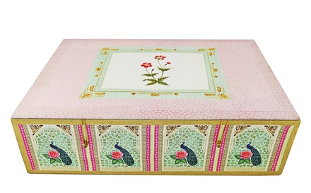 Garden of Paradise Trousseau Gift Box  (Small)