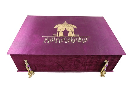 Wine Doli Trousseau Gift Box  (Small)