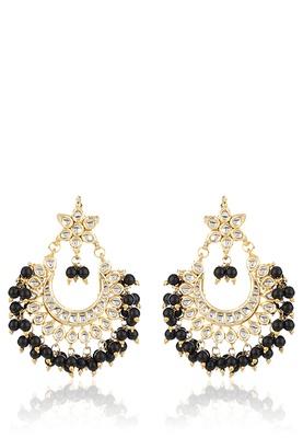 Imli Street Black Bead Chandanbala Earring