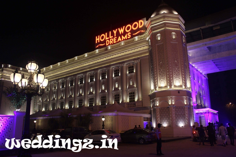 Hollywood Dreams Banquet Vaishali Delhi Banquet Hall Weddingz In