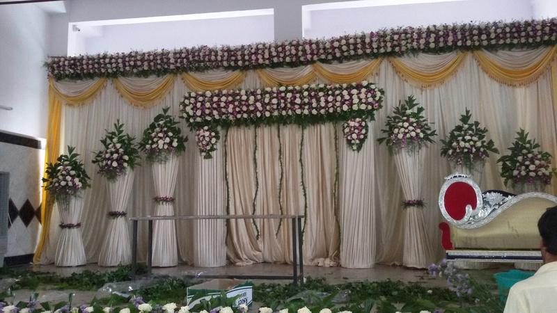 Sri Chowdeshwari Devi Kalyana Mantapa Trust Yelahanka Bangalore Mantapa Convention Hall