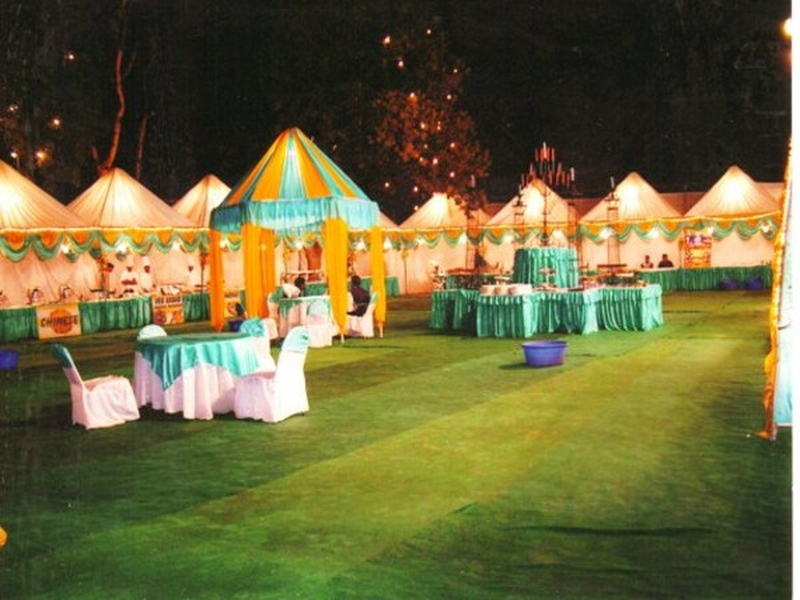 Green Lotus Party Lawn Vasundhara Delhi Banquet Hall