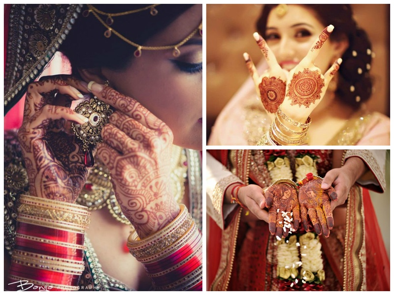 Wedding Mehndi Photo Ideas that Your Photographer Must Try Out!