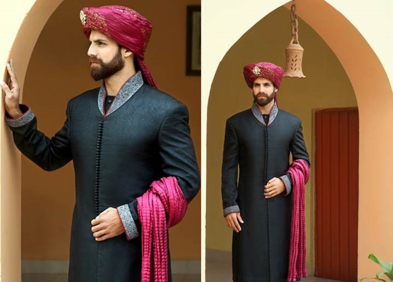 The Groomswear Guide to Pulling Off Pink #likeaboss