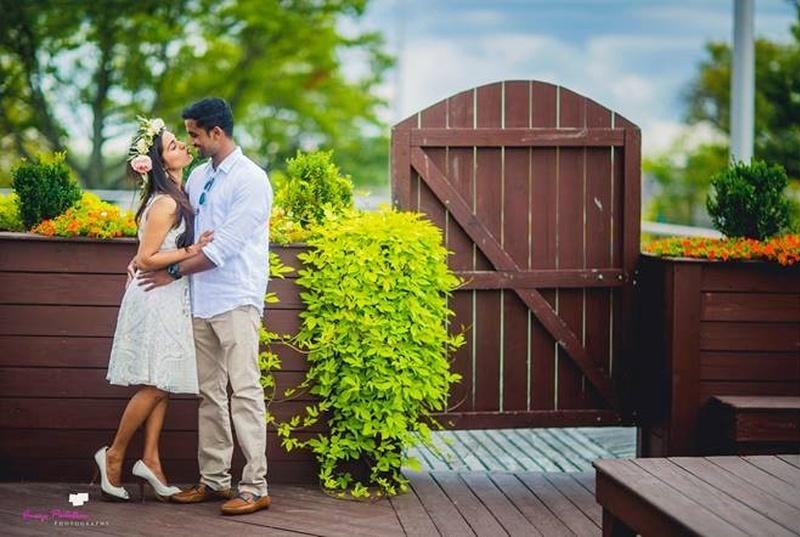 Classically Happy Christian Wedding Held in New York