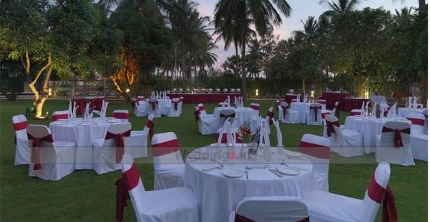 Goldfinch Retreat Yelahanka Bangalore Banquet Hall Wedding Lawn