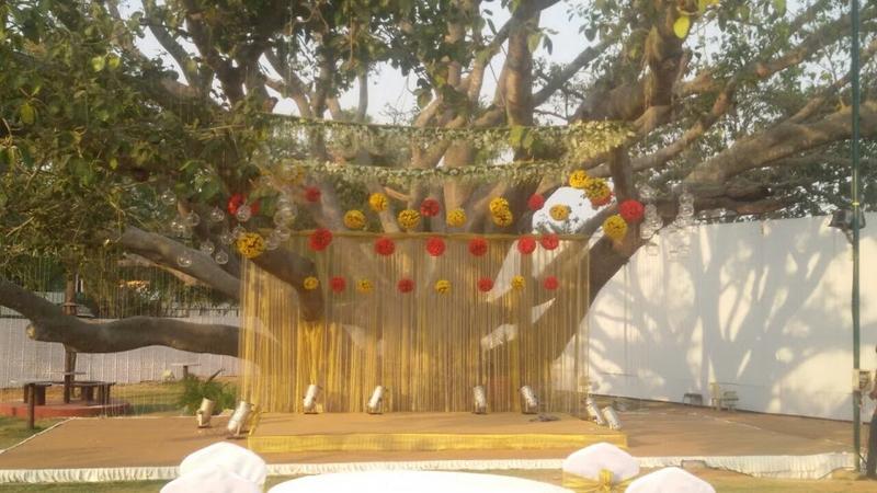 Princess Shrine Palace Ground Bangalore Banquet Hall Wedding Lawn