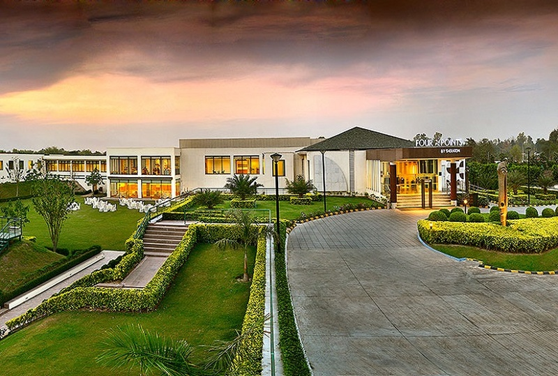 Extraordinary Wedding Resorts in Delhi We've Seen This Year
