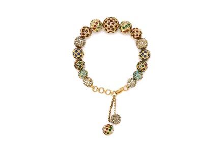 Holi Charm Bracelet