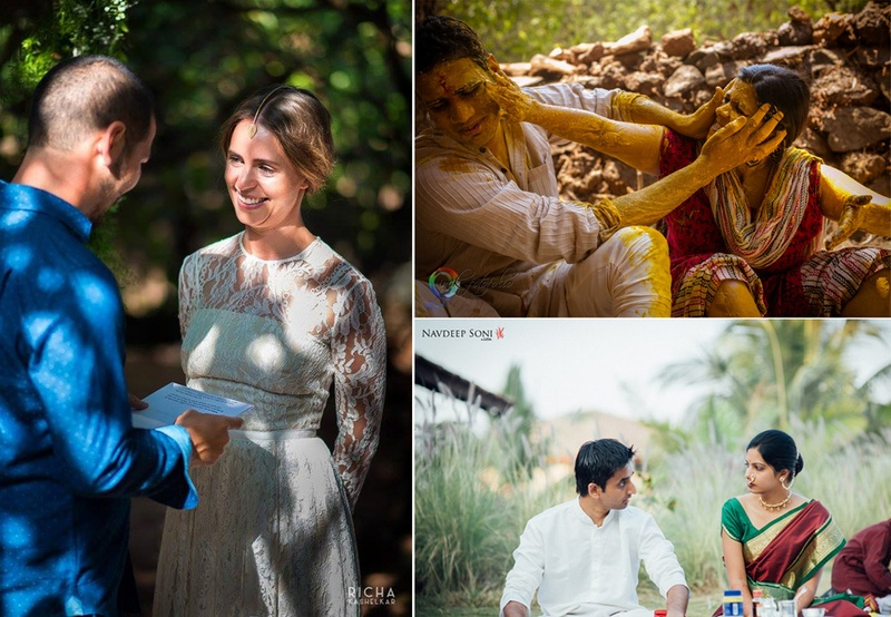 Eco Friendly Destination Weddings in Pune and Goa that Inspired Us!