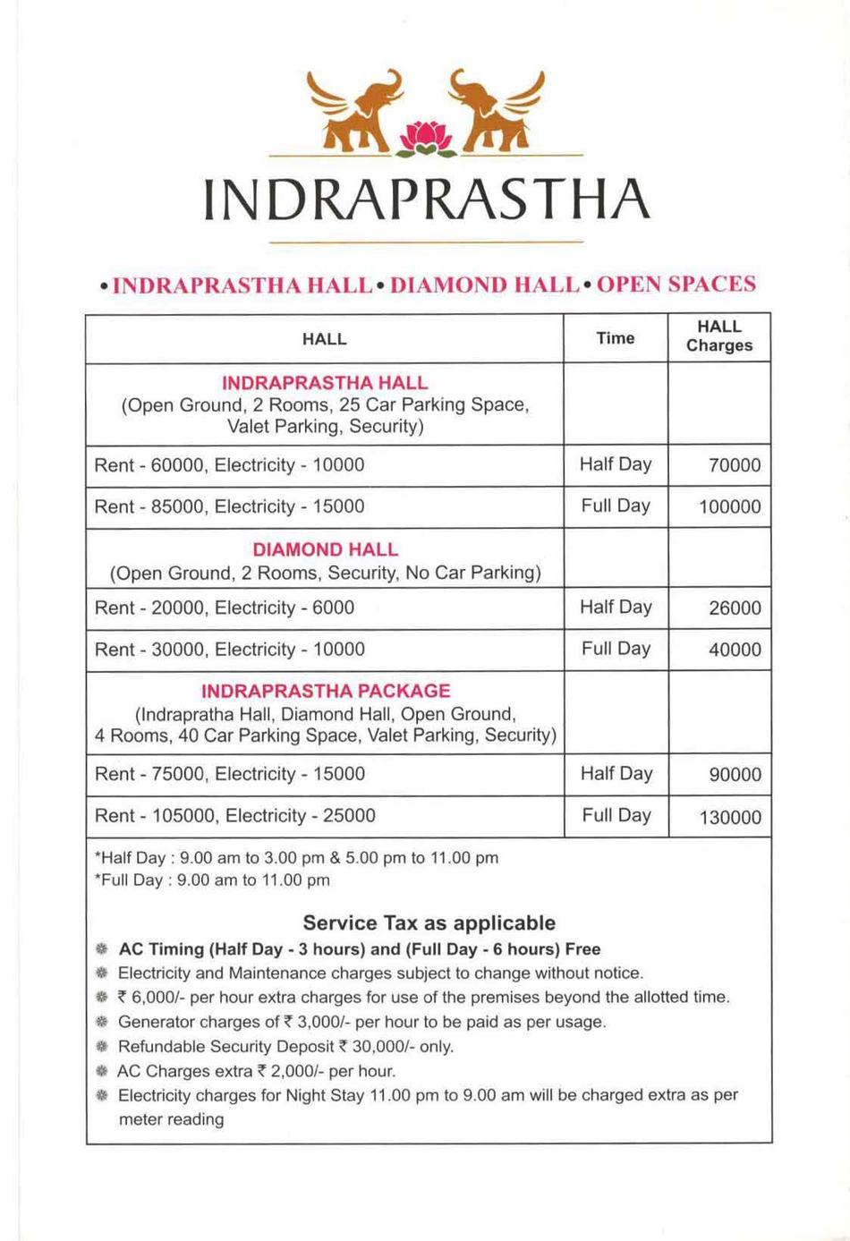 Indraprastha Hall Mulund Mumbai