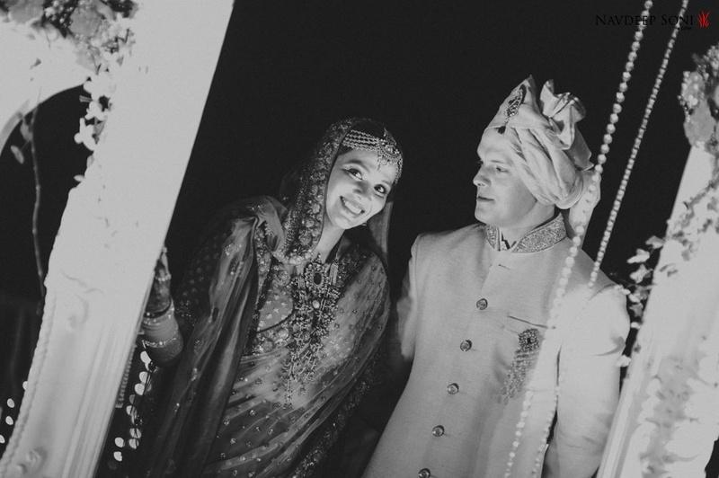 Cross-Cultural Destination Wedding at Taj Holiday Village, Goa
