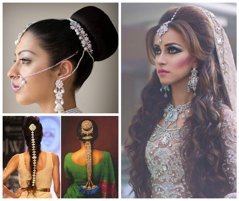 Top 5 Indian Bridal Hairstyles for Thin Hair!