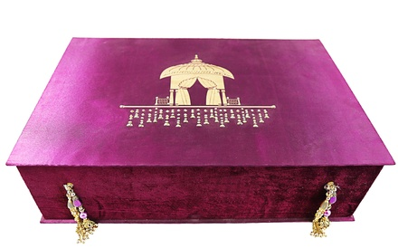 Wine Doli Trousseau Gift Box  (Large)