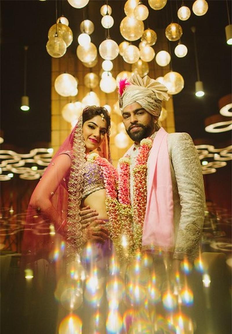 Fun-Filled Hindu Wedding Held at Vivanta By Taj, Bangalore.