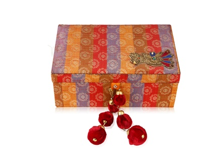 Jaipuri Stole Gift Box