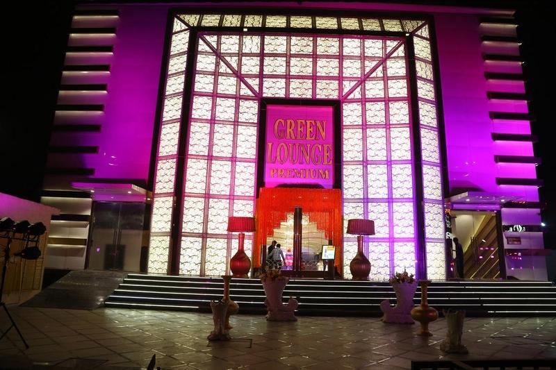 Green Lounge Premium Banquets Mayapuri Delhi
