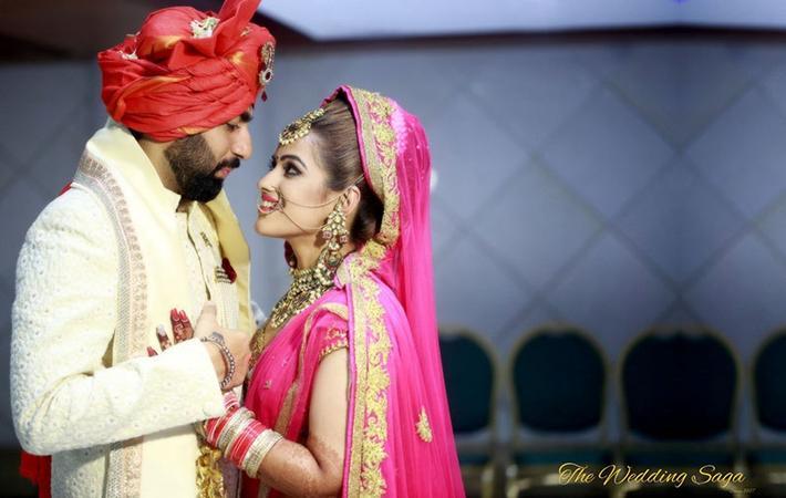 The Wedding Saga | Mumbai | Photographer