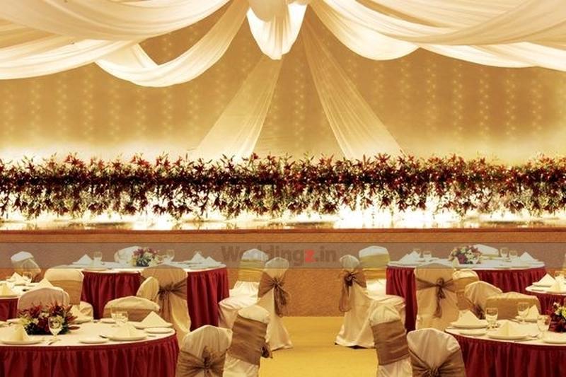 Sacc convention centre wedding