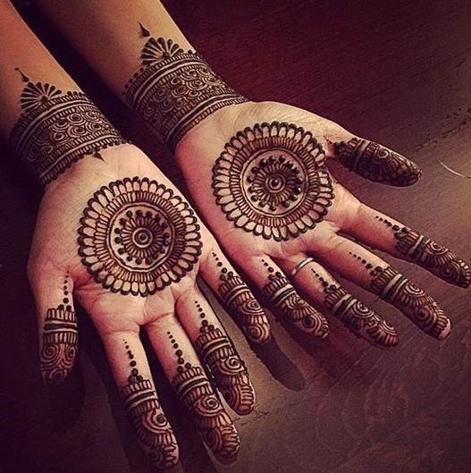 Mandala Henna Designs: The 3 Ms Of Mehendi Design Trends This Season
