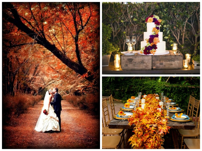 Autumn Wedding Ideas: How to Plan the Perfect Theme Based Wedding for This Season!