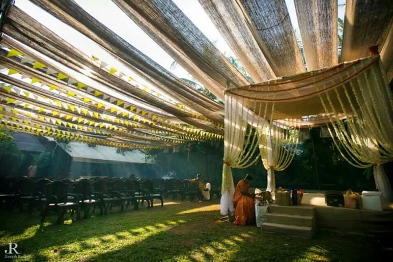 Outdoor Wedding Venues in Mumbai