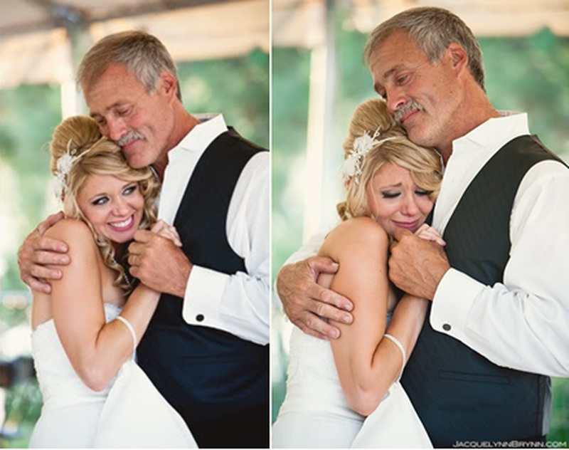 An Open-Letter Before The Wedding To The Father Who Raised A Strong Woman