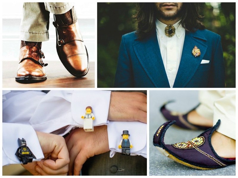 A Groomswear Guide: All You Need To Know About Key Accessories For The Fashion-Forward Man.