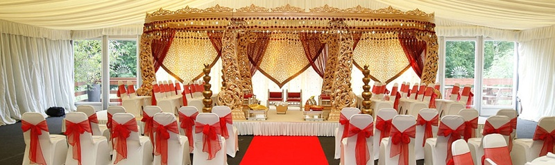 Are These the Best Banquet Halls and Wedding Lawns in North Delhi We've Seen This Year?!