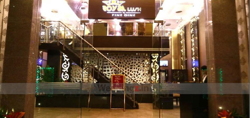 Nizam s paradise hsr layout bangalore banquet hall