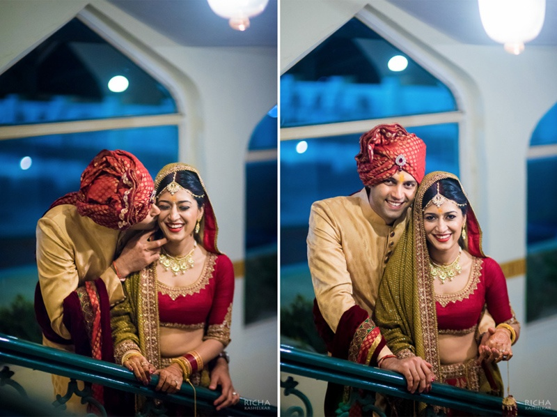 Gorgeous Real Wedding in Winter held at Noor Us Sabah Palace, Bhopal