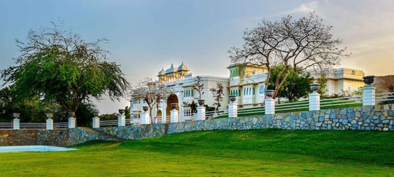Rajasthan's Best Vegetarian Wedding Venues