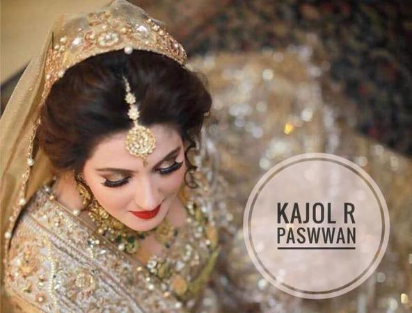 Kajol Paswan    Mumbai   Makeup Artists
