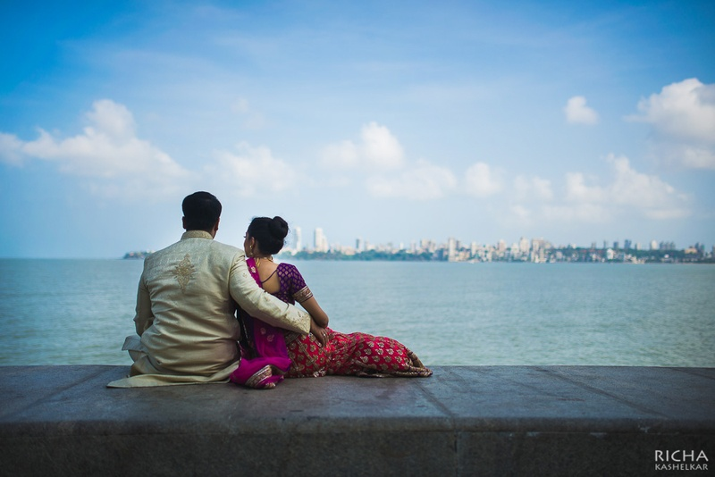 5 Pre Wedding Shoot Locations in Mumbai: Known, Unknown & Quirky!